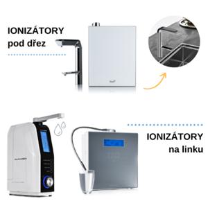 ionizátory na linku a pod dřez