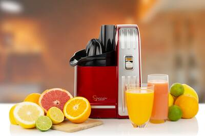 Sana Juicer EUJ-828 + citrusovač