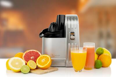 Sana Juicer EUJ-828 a citrusovač
