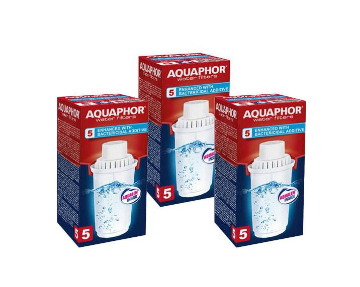filtrační vložka Aquaphor B100-5