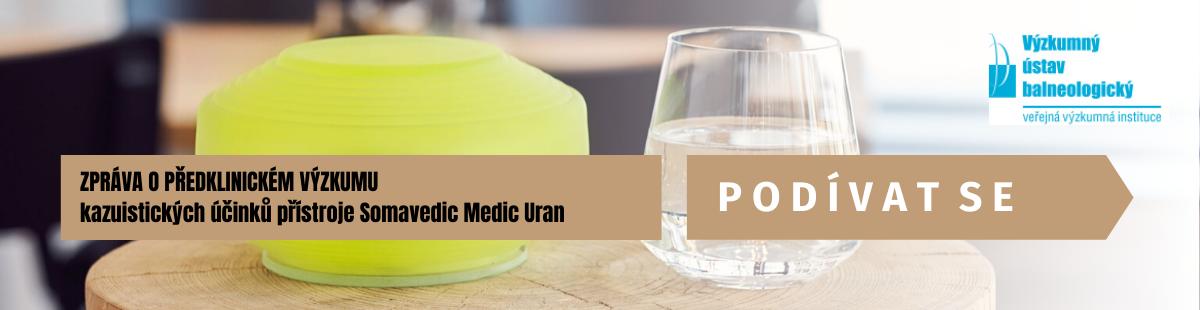 výzkum Somavedic Medic Uran