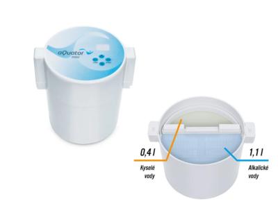 ionizační konvice aQuator Mini