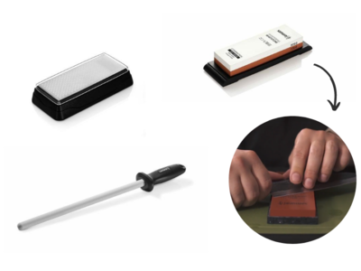 příslušenství brousky na nože samura
