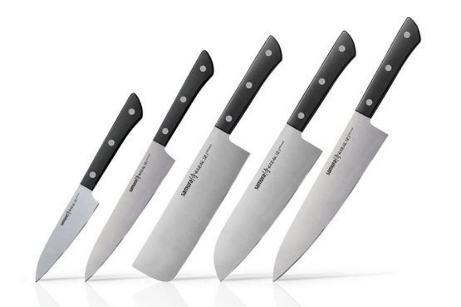 sada 5 nožů Samura HARAKIRI