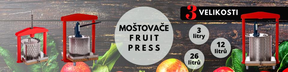moštovače fruit press