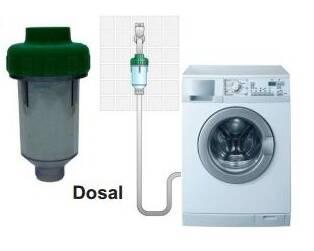 pračkový a myčkový změkčovač vody Dosal
