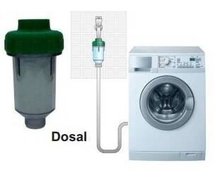 pračkový filtr Dosal