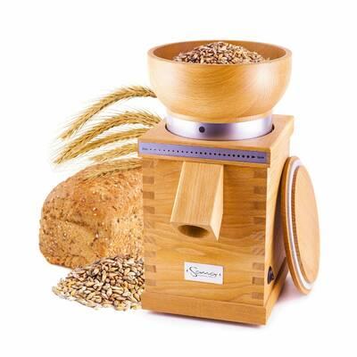 mlýnek na obilí sana