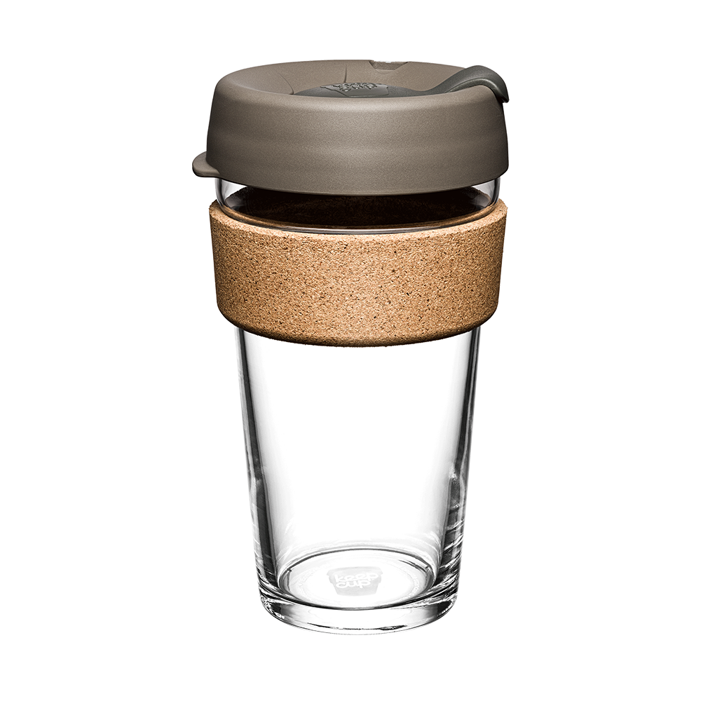 KeepCup (454 ml) LATTE skleněný hrnek