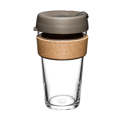 skleněný hrnek keepcup latte