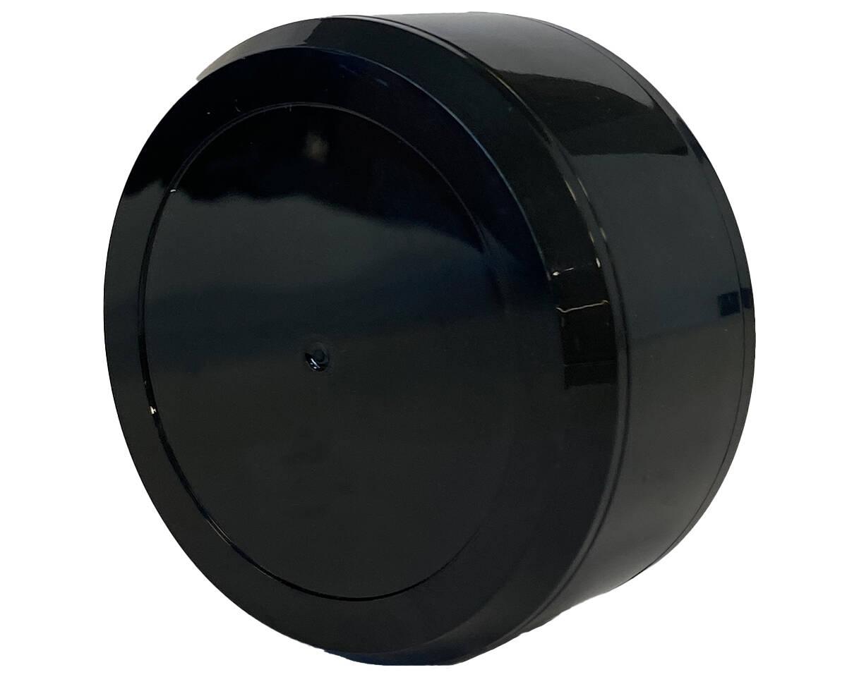 náhradní víčko Lazena černá